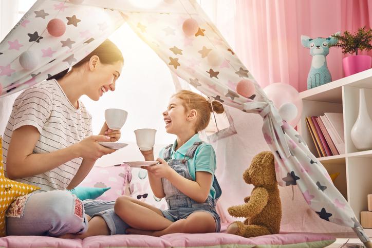 「子供が一番」という優先順位は曲げない(写真:iStock)