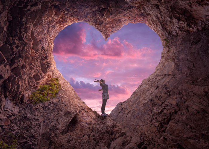 恋愛はたくさんのことを学べる場(写真:iStock)