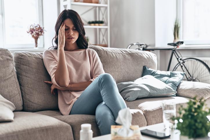 PMSによる生理前のイライラを緩和する働きも(写真:iStock)