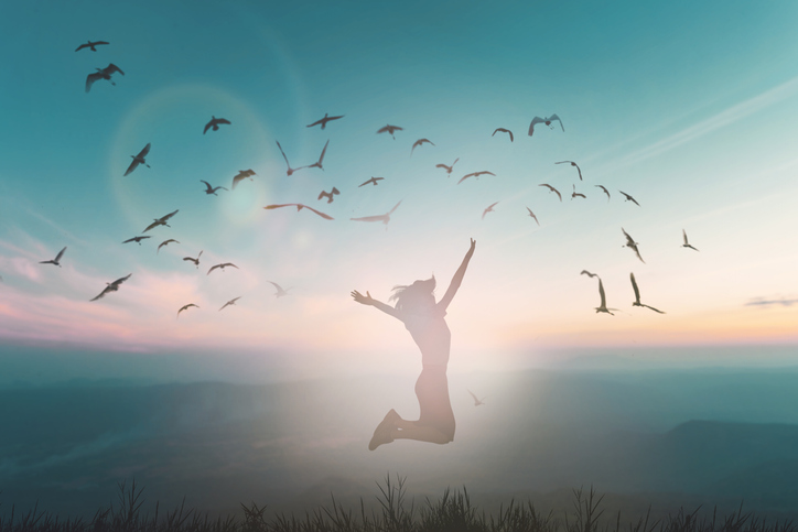 束縛する自分から自由になろう(写真:iStock)