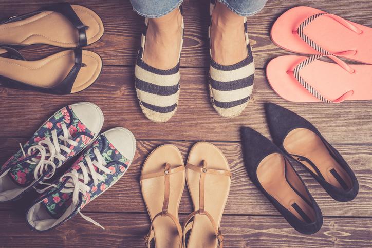 靴のお手入れしてる?(写真:iStock)