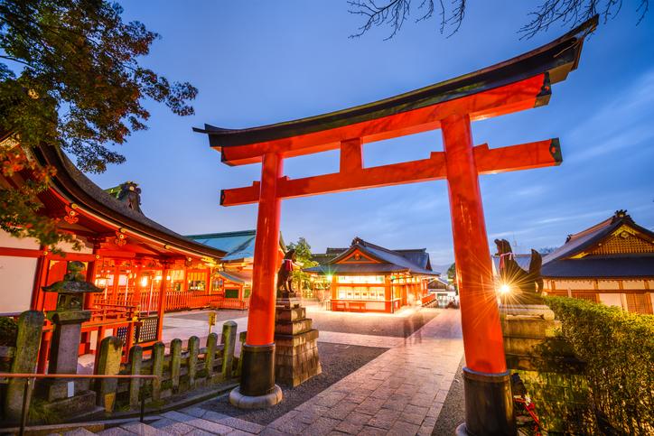 神社には良い「気」が溢れている(写真:iStock)