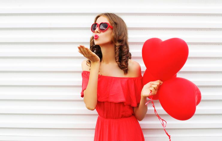 恋愛体質ならではの楽しみ方を(写真:iStock)