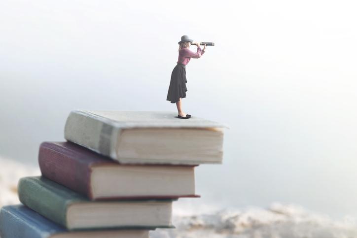 1人でも自分の人生を楽しむ(写真:iStock)