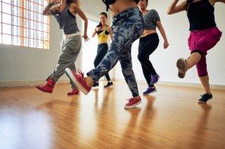 身も心もスッキリ♪ 楽しく踊ってストレスと運動不足を解消