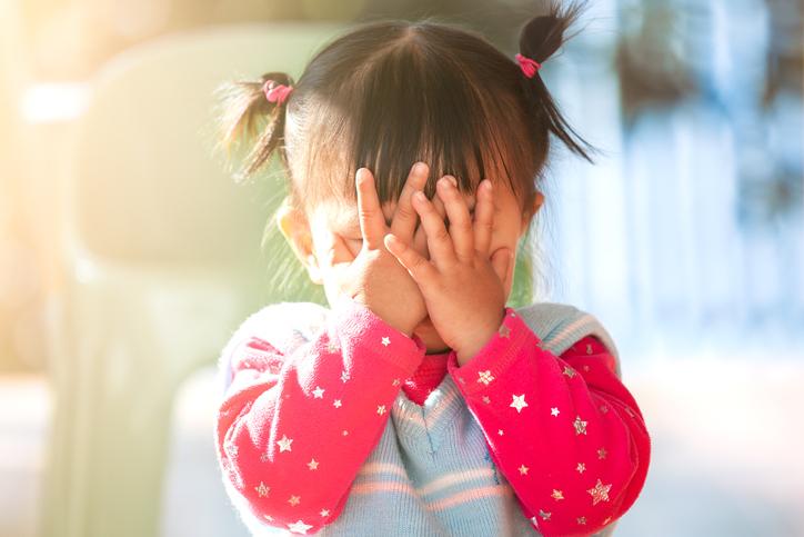 ぐずる、騒ぐ…子どもの心境は?(写真:iStock)