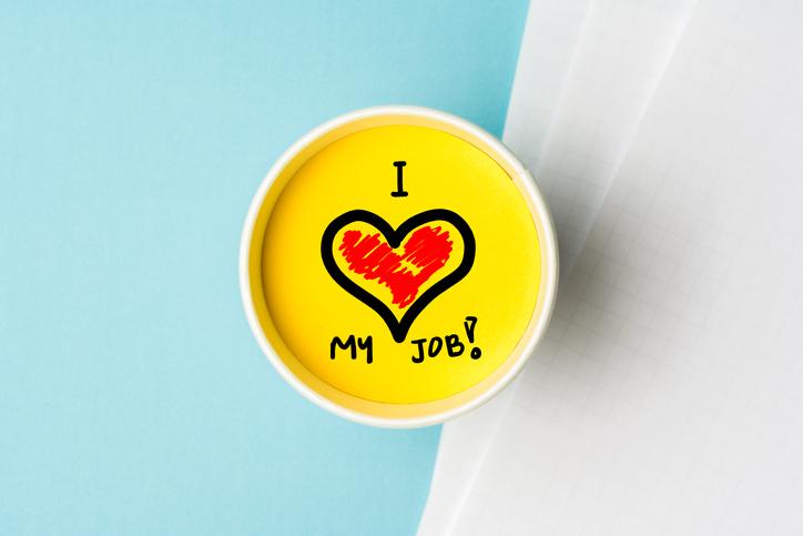 どうせなら楽しく仕事をしたいよね(写真:iStock)