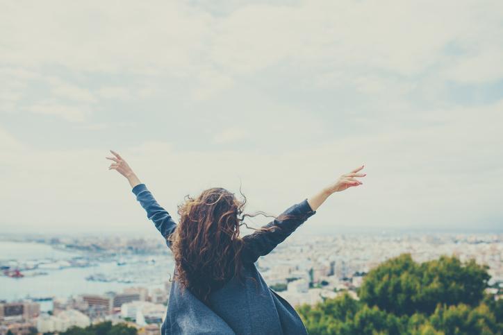 自分自身が楽になる捉え方を(写真:iStock)