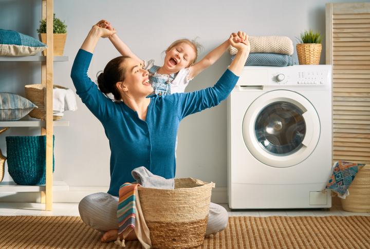 忙しい時こそ便利な家電に頼る(写真:iStock)