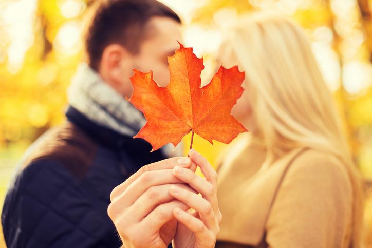 秋に動いた方がいいワケは…(写真:iStock)