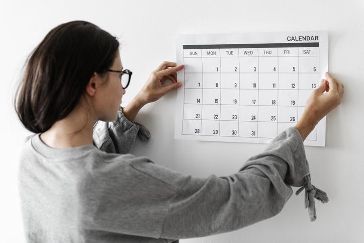 今月は生理日をずらしたい…(写真:iStock)