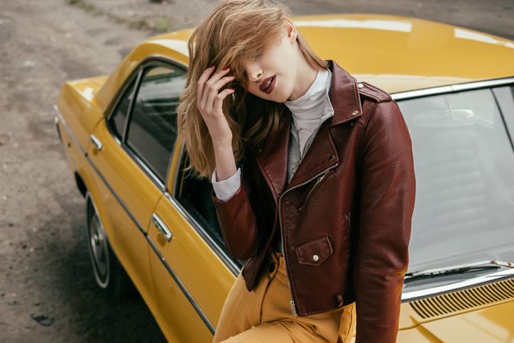 高級外車を好む男性は高嶺の花がお好き?(写真:iStock)