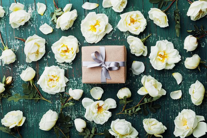 ちょっとしたプレゼントが嬉しい♪(写真:iStock)