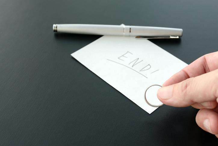 終わりを決めるのは自分(写真:iStock)