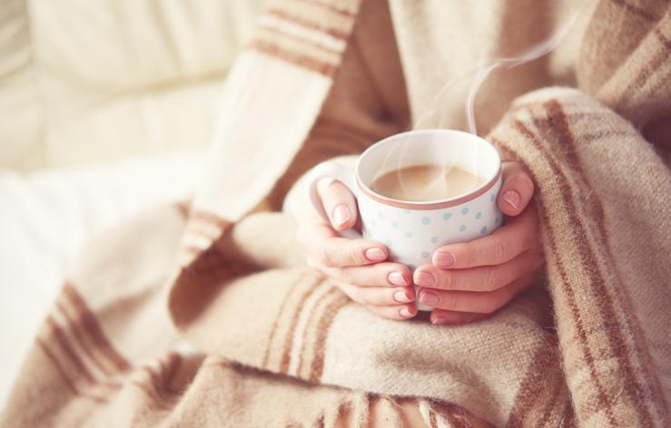 まずは身体を休めてリラックス(写真:iStock)