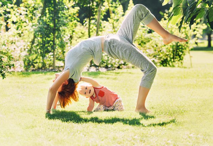 子育てに忙しいから…を言い訳に後回しにしないで(写真:iStock)