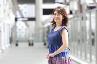 月吹友香さん<前> 私がR-18文学賞で高齢者の性を描いた真意