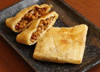 「あげ納豆」うま味調味料のちょい足しでお店の味に大変身