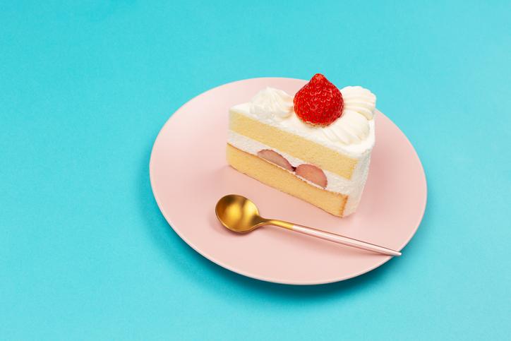 食後のデザートは間食じゃない(写真:iStock)