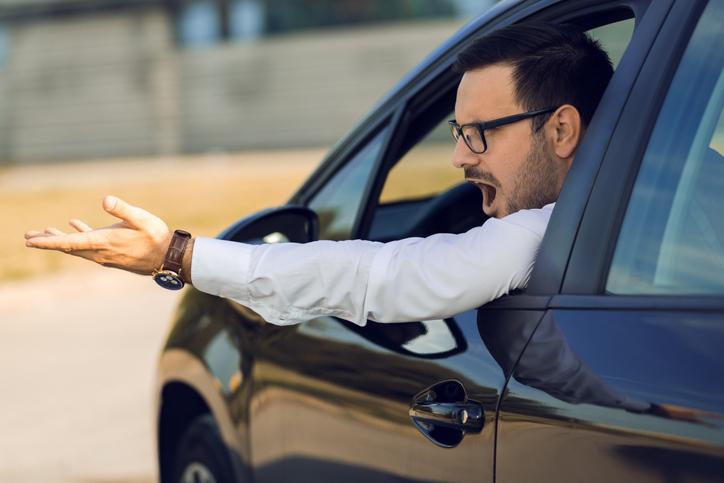 運転には本来の性格が出る(写真:iStock)