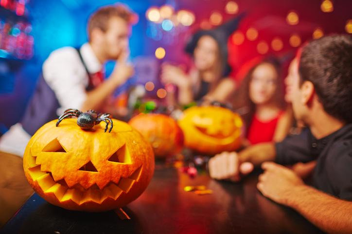 ゆるーくハロウィンを楽しもう(写真:iStock)