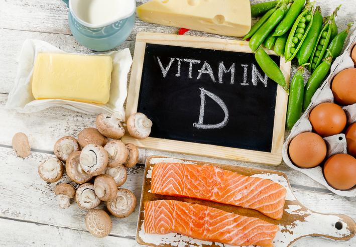ビタミンDを積極的に摂取(写真:iStock)