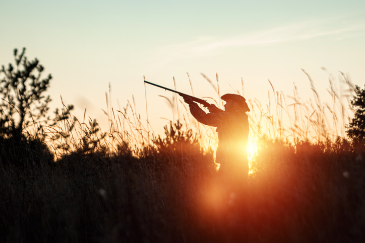 O型男性は狩猟気質?(写真:iStock)