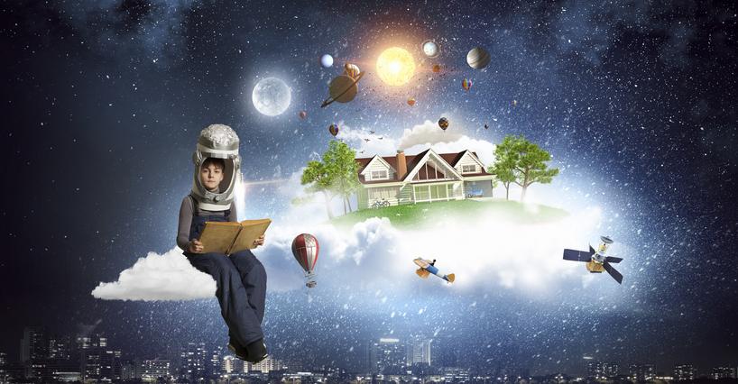 「宇宙に住む?いいんじゃない?」(写真:iStock)