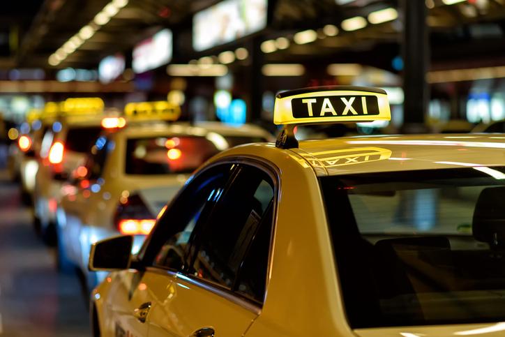 タクシーの運転手さんに…(写真:iStock)
