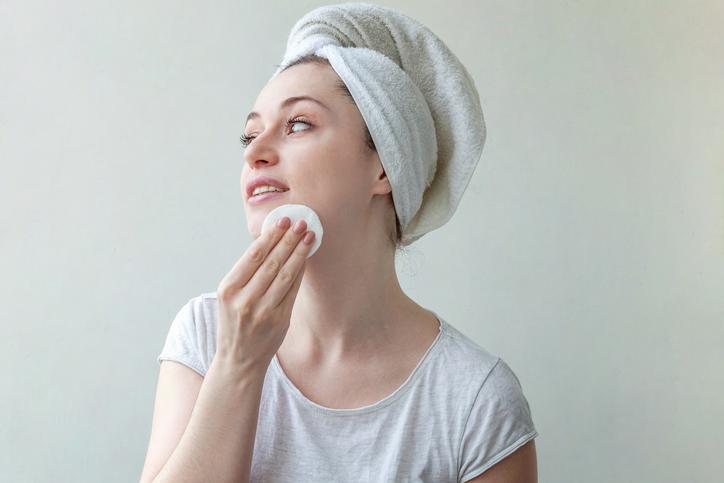 正しく使って調子のいい肌をキープ♪(写真:iStock)