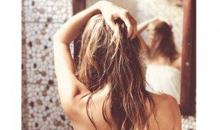 抗がん剤治療ないのに…髪の毛が大量に抜けてウィッグを着用
