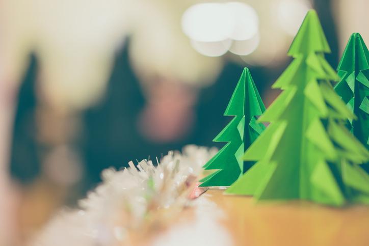 すてきなクリスマスを♪(写真:iStock)