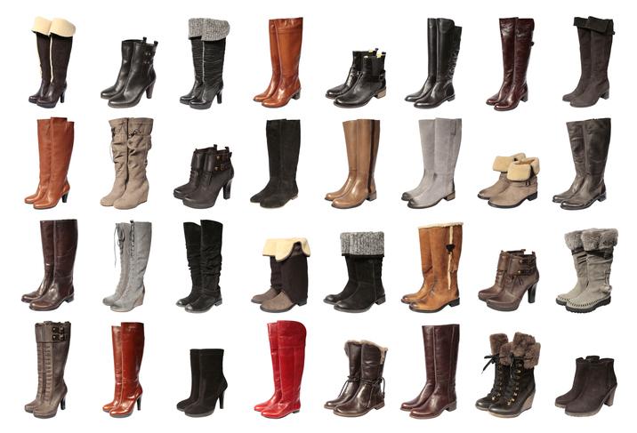 悩みに合わせてブーツを選ぼう(写真:iStock)