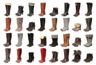 ほっそり長い脚に見せたい!コンプレックス別ブーツの選び方