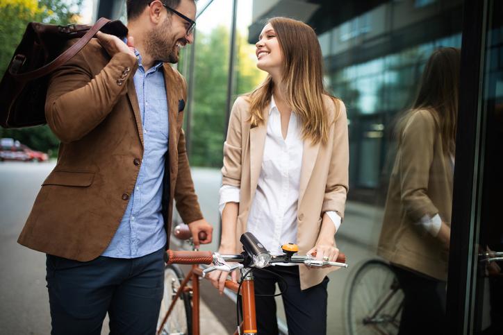 お互いに尊敬し合える関係でいたい(写真:iStock)