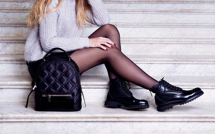 ブーツが履きたい季節になりました(写真:iStock)