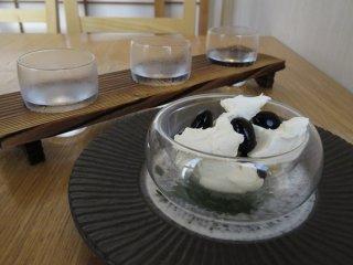 スイーツ系おつまみ「黒豆クリームチーズ」で正月の箸休め