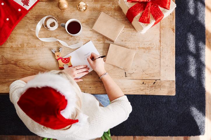 ひとりで過ごすクリスマスって気楽!(写真:iStock)