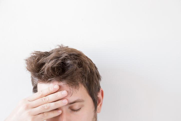 DV被害を訴える男性は4年で4倍に…(写真:iStock)