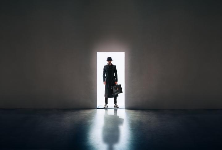 ドアを開けた途端に襲われてみたい♡(写真:iStock)