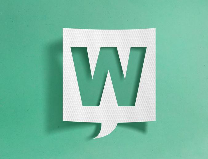語尾に「W」をつけるのも…(写真:iStock)