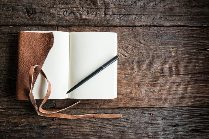 日記は捨てたら取り返せない(写真:iStock)