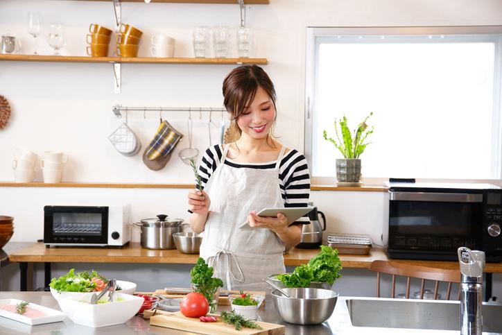 人気レシピを参考にするのもアリ!(写真:iStock)