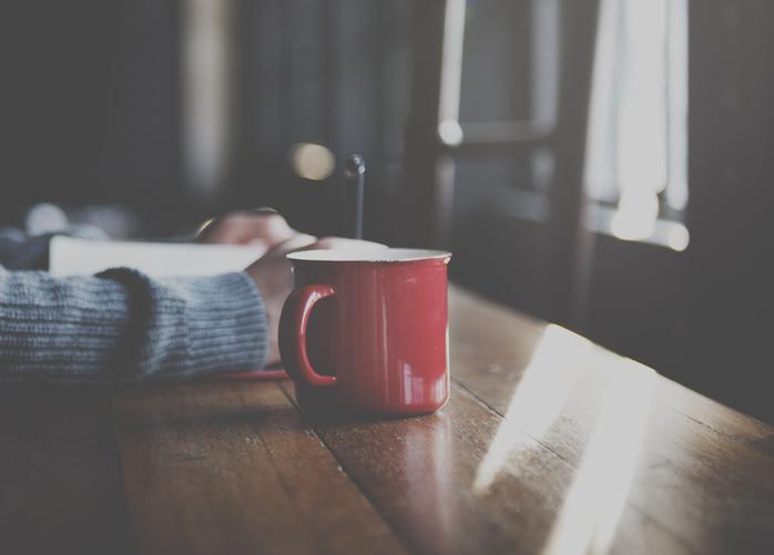 自分と向き合う時間を大切にして(写真:iStock)