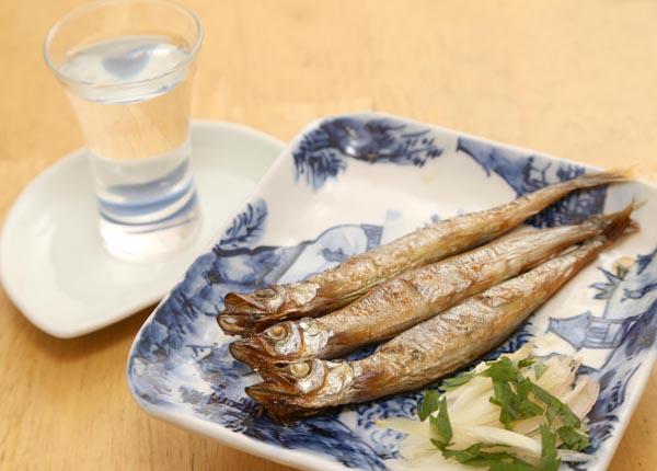 合う酒=芋焼酎、日本酒(C)コクハク