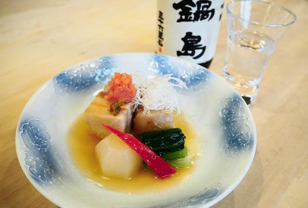 合う酒=日本酒(C)コクハク