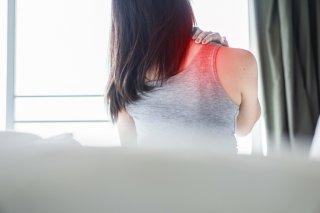 筋肉のこわばりがどんどん酷く…日常生活にも支障が出てきた