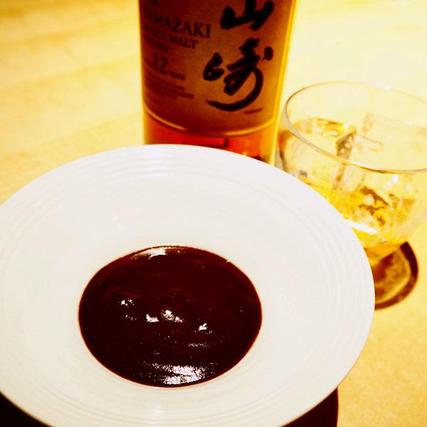 合う酒=ウイスキー(C)コクハク