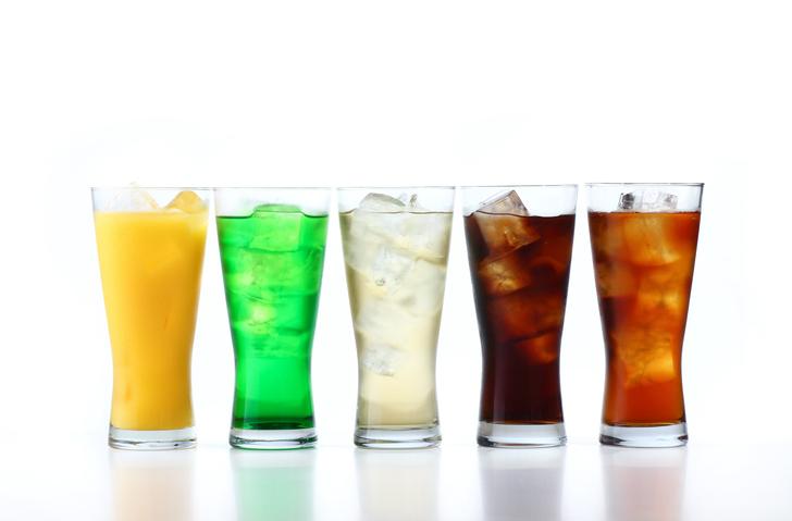 冷たい飲み物には要注意(写真:iStock)