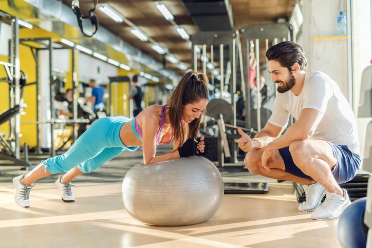 適度な運動で気分もハッピーに♪(写真:iStock)